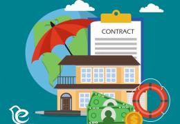قراردادهای بیمه بین المللی و انواع آن