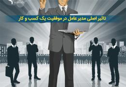 تاثیر اصلی مدیر عامل در موفقیت یک کسب و کار